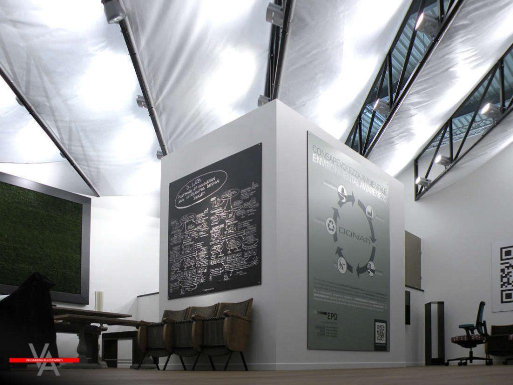 Allestimenti fieristici personalizzati | Progettazione stand | Design stand per fiera | Valsabbina Allestimenti
