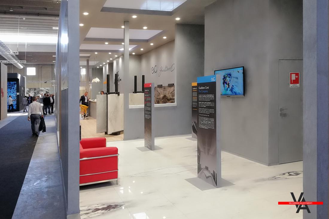 Allestimenti fieristici personalizzati | Progettazione stand | Design stand per fiera